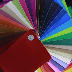 PVC [0.7 mm] - ลาย PN สีพื้น