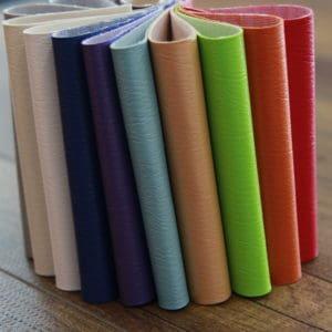 PVC [1.0 mm] - ลาย PN สีพื้นมุก